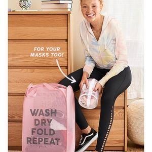 BS Victoria's Secret Pink Pop Up Laundry Hamper